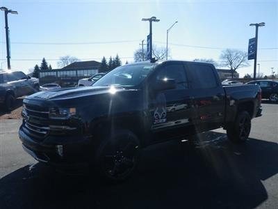 2018 Silverado 1500 Crew Cab 4x4, Pickup #81579 - photo 4