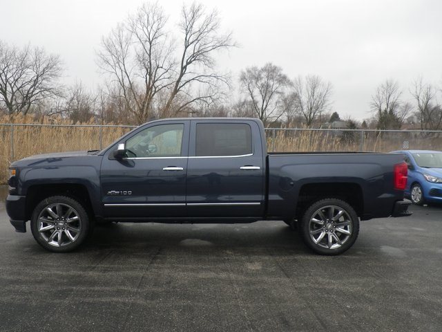 2018 Silverado 1500 Crew Cab 4x4, Pickup #81590 - photo 5