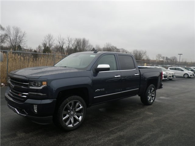 2018 Silverado 1500 Crew Cab 4x4, Pickup #81590 - photo 4