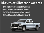 2018 Silverado 1500 Crew Cab 4x4, Pickup #81590 - photo 21