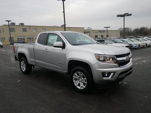 2018 Colorado Extended Cab 4x4,  Pickup #81708 - photo 3