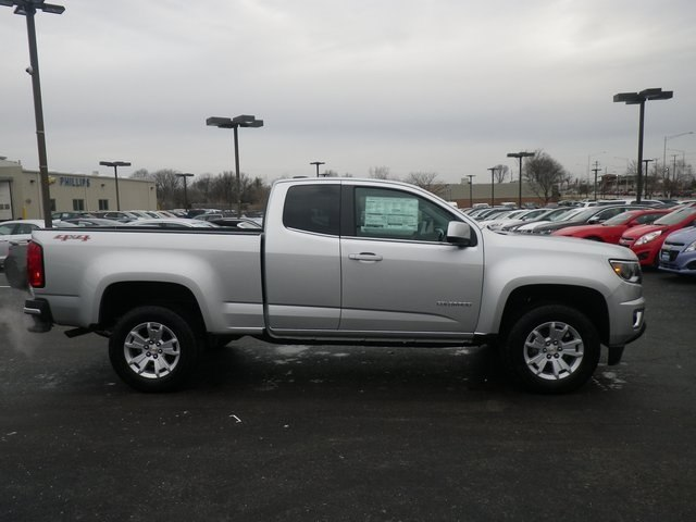 2018 Colorado Extended Cab 4x4,  Pickup #81708 - photo 9