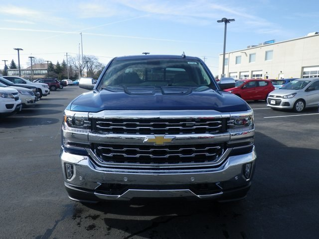 2018 Silverado 1500 Crew Cab 4x4,  Pickup #81720 - photo 3