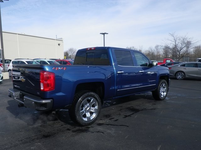 2018 Silverado 1500 Crew Cab 4x4,  Pickup #81720 - photo 2