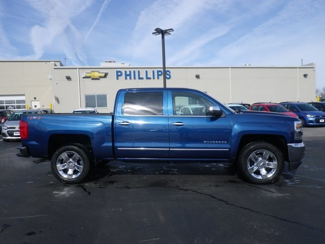 2018 Silverado 1500 Crew Cab 4x4,  Pickup #81720 - photo 8