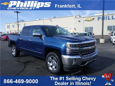 2018 Silverado 1500 Crew Cab 4x4,  Pickup #81720 - photo 1
