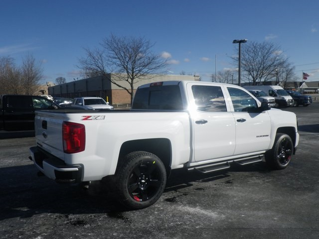 2018 Silverado 1500 Crew Cab 4x4,  Pickup #81747 - photo 2