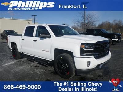 2018 Silverado 1500 Crew Cab 4x4,  Pickup #81747 - photo 1
