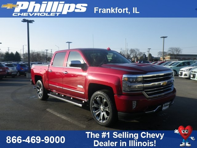 2018 Silverado 1500 Crew Cab 4x4, Pickup #81775 - photo 1