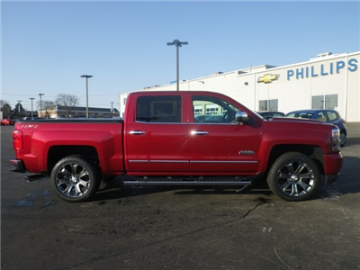 2018 Silverado 1500 Crew Cab 4x4, Pickup #81775 - photo 8