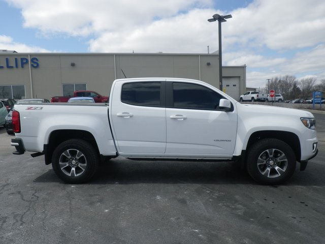 2018 Colorado Crew Cab 4x4, Pickup #81777 - photo 8