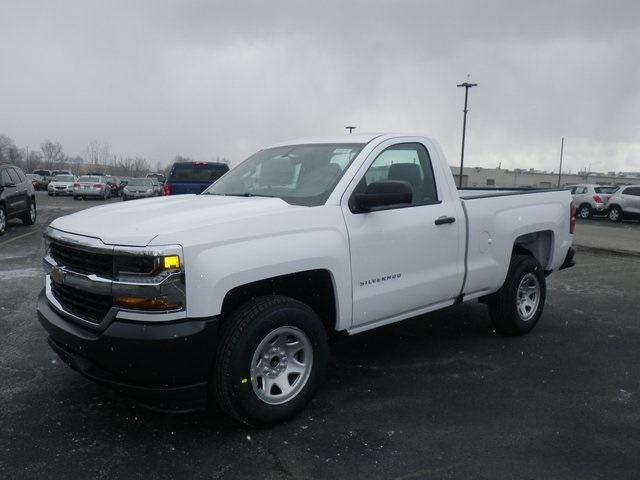 2018 Silverado 1500 Regular Cab 4x2,  Pickup #81879 - photo 6
