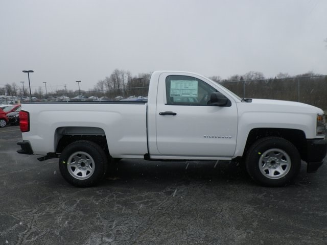 2018 Silverado 1500 Regular Cab 4x2,  Pickup #81879 - photo 9