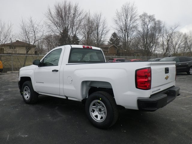 2018 Silverado 1500 Regular Cab 4x2,  Pickup #81879 - photo 7