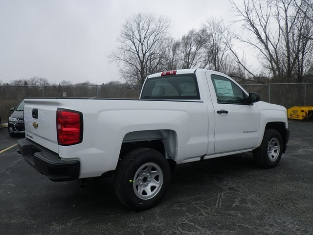 2018 Silverado 1500 Regular Cab 4x2,  Pickup #81879 - photo 8