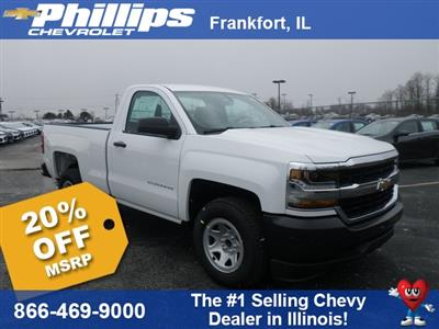 2018 Silverado 1500 Regular Cab 4x2,  Pickup #81879 - photo 1