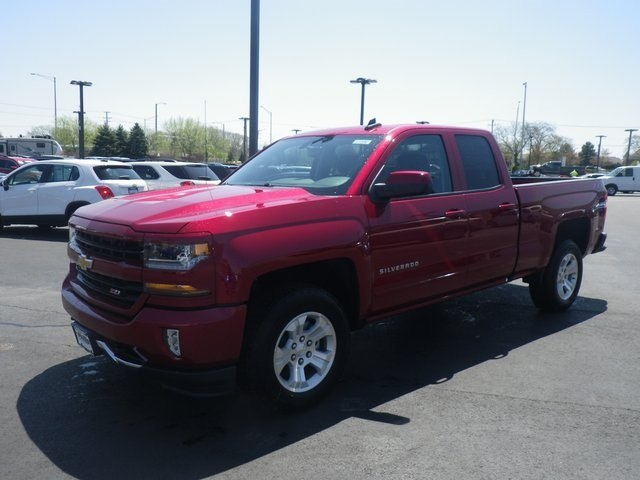 2018 Silverado 1500 Double Cab 4x4,  Pickup #81890 - photo 4