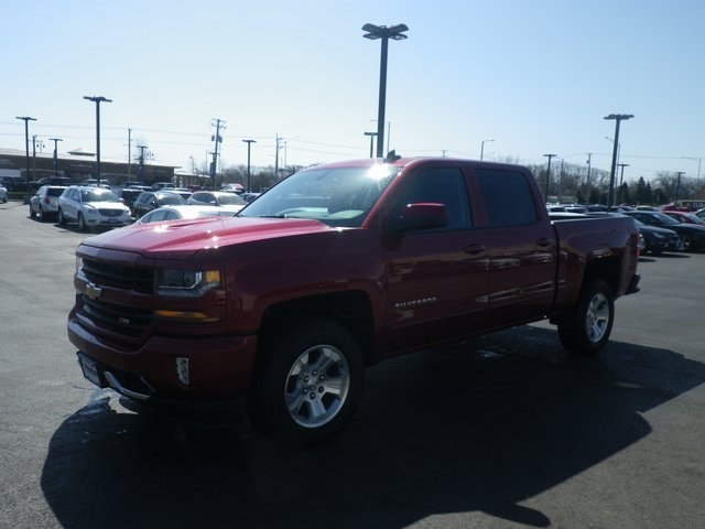 2018 Silverado 1500 Crew Cab 4x4, Pickup #81895 - photo 4