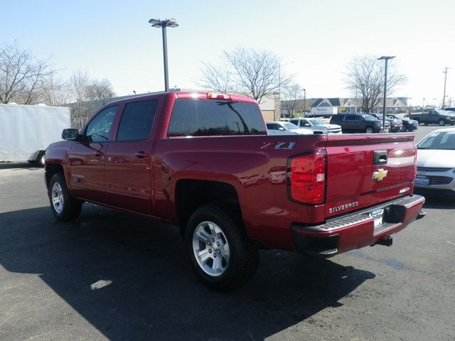 2018 Silverado 1500 Crew Cab 4x4, Pickup #81895 - photo 6