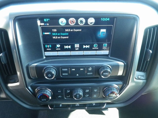 2018 Silverado 1500 Crew Cab 4x4, Pickup #81895 - photo 17