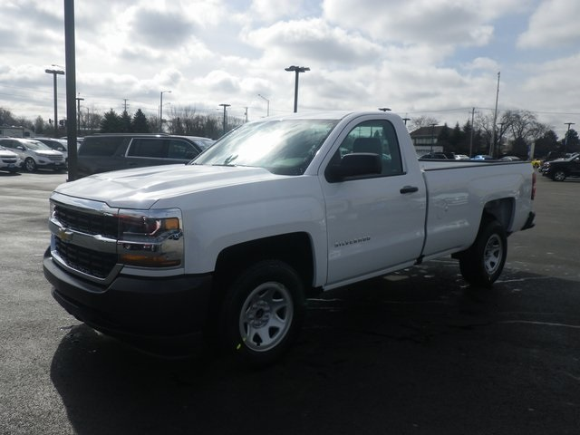 2018 Silverado 1500 Regular Cab 4x2,  Pickup #82027 - photo 4
