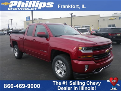 2018 Silverado 1500 Double Cab 4x4,  Pickup #82041 - photo 1