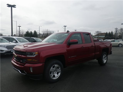2018 Silverado 1500 Double Cab 4x4,  Pickup #82041 - photo 4