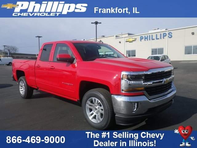 2018 Silverado 1500 Double Cab 4x4,  Pickup #82046 - photo 1