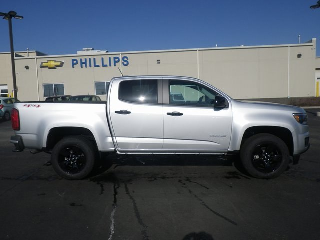 2018 Colorado Crew Cab 4x4,  Pickup #82121 - photo 8