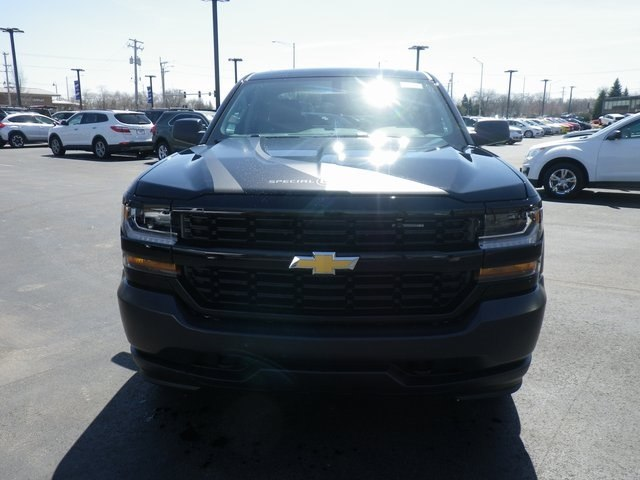 2018 Silverado 1500 Double Cab 4x4,  Pickup #82222 - photo 3