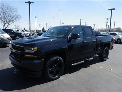2018 Silverado 1500 Double Cab 4x4,  Pickup #82222 - photo 4