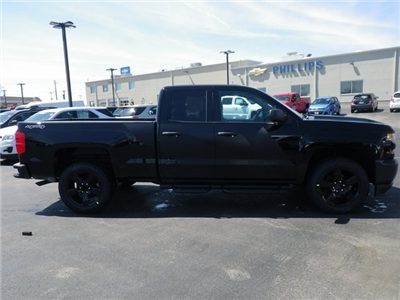 2018 Silverado 1500 Double Cab 4x4,  Pickup #82222 - photo 8
