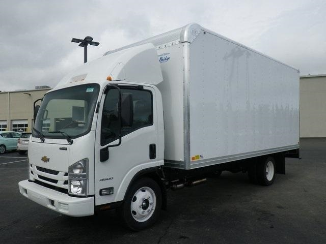 2018 LCF 4500 Regular Cab 4x2,  Bay Bridge Cutaway Van #82353 - photo 4