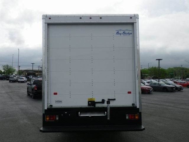 2018 LCF 4500 Regular Cab 4x2,  Bay Bridge Sheet and Post Cutaway Van #82353 - photo 7