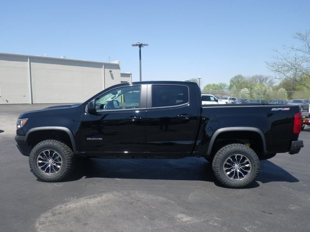 2018 Colorado Crew Cab 4x4,  Pickup #82374 - photo 5
