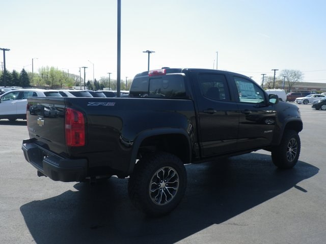 2018 Colorado Crew Cab 4x4,  Pickup #82374 - photo 2
