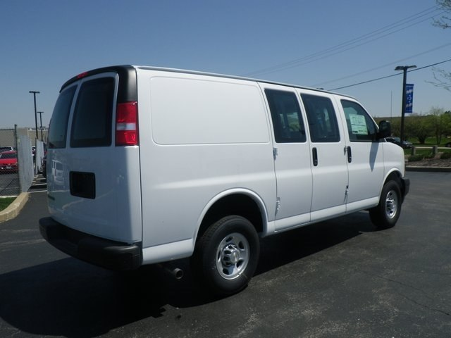 2018 Express 2500, Cargo Van #82399 - photo 8