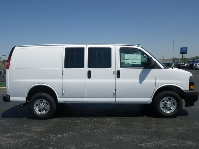 2018 Express 2500, Cargo Van #82399 - photo 9