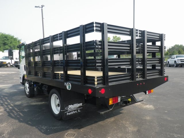 2018 LCF 5500HD Regular Cab 4x2,  Monroe Stake Bed #82445 - photo 7
