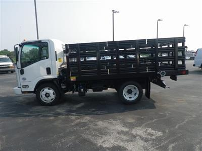 2018 LCF 5500HD Regular Cab 4x2,  Monroe Work-A-Hauler II Stake Bed #82445 - photo 6