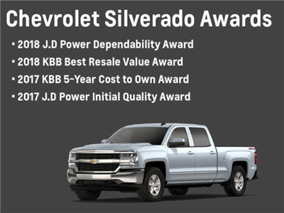 2018 Silverado 1500 Double Cab 4x2,  Pickup #82447 - photo 20