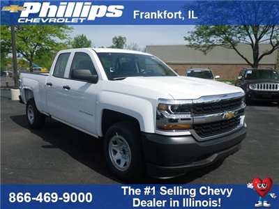 2018 Silverado 1500 Double Cab 4x2,  Pickup #82447 - photo 1