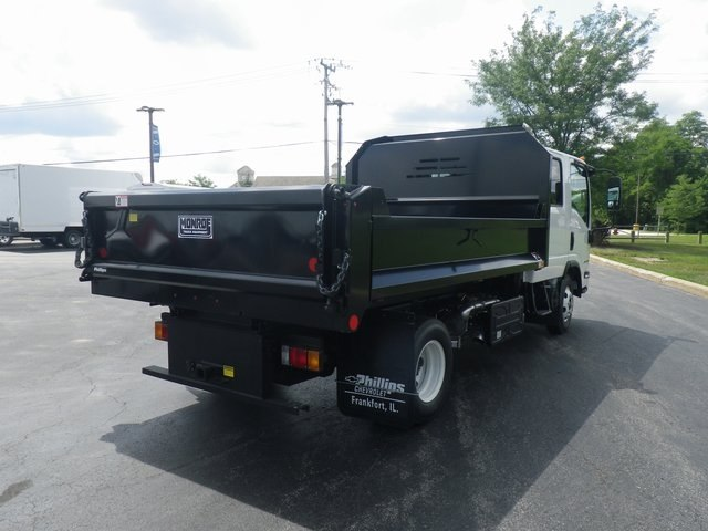 2018 LCF 4500HD Crew Cab 4x2,  Monroe MTE-Zee Dump Body #82497 - photo 2