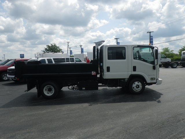2018 LCF 4500HD Crew Cab 4x2,  Monroe MTE-Zee Dump Body #82497 - photo 8