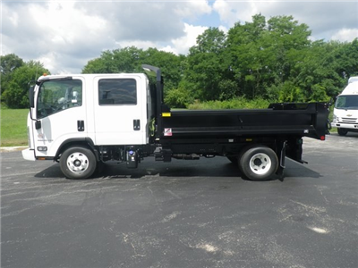 2018 LCF 4500HD Crew Cab 4x2,  Monroe MTE-Zee Dump Body #82497 - photo 5