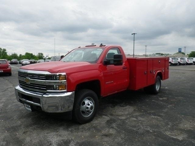 2018 Silverado 3500 Regular Cab DRW 4x4,  Knapheide Service Body #82512 - photo 5
