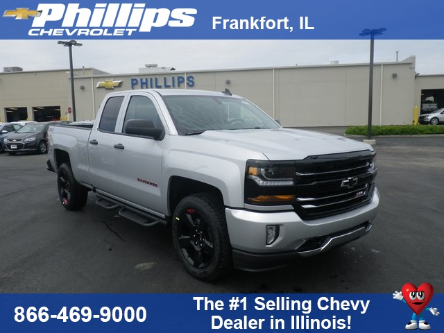 2018 Silverado 1500 Double Cab 4x4,  Pickup #82513 - photo 1