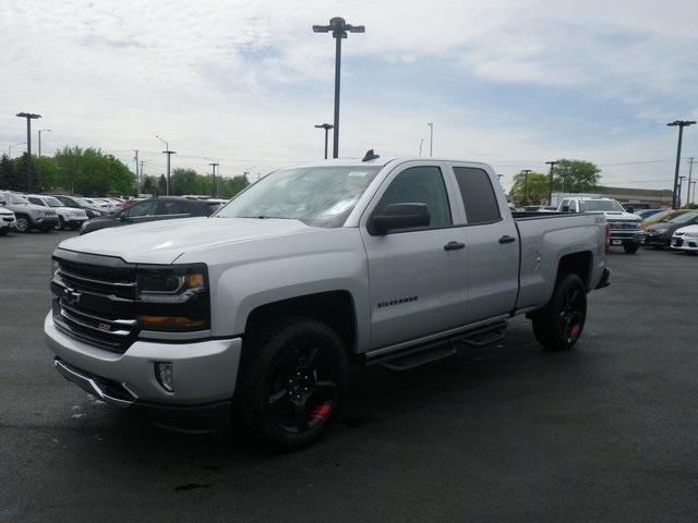 2018 Silverado 1500 Double Cab 4x4,  Pickup #82513 - photo 4