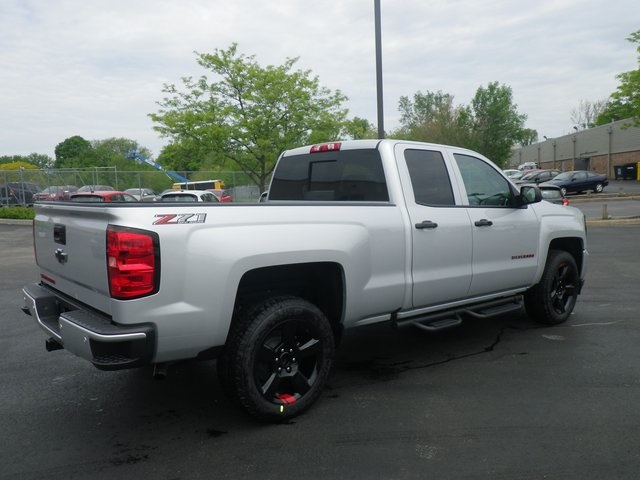 2018 Silverado 1500 Double Cab 4x4,  Pickup #82513 - photo 2