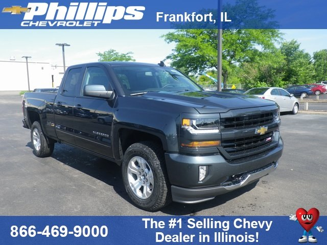 2018 Silverado 1500 Double Cab 4x4,  Pickup #82534 - photo 1